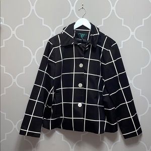 Ralph Lauren jacket great for Spring and Fall